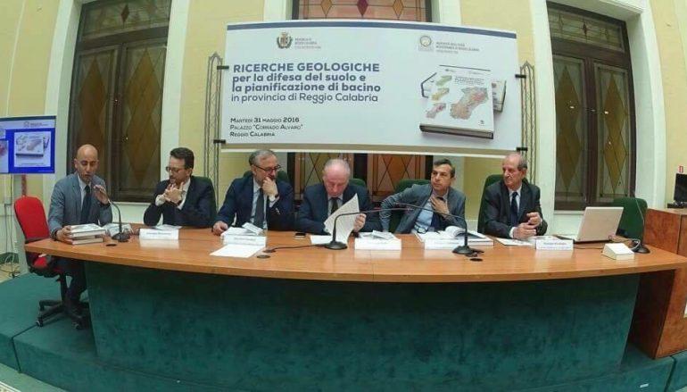 Reggio Calabria, presentati studi su dissesto idrogeologico