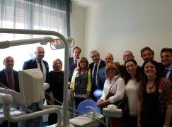 Reggio Calabria, inaugurato ambulatorio odontoiatrico
