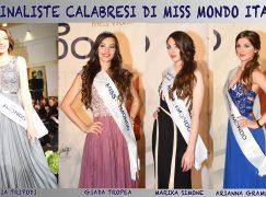 Miss Mondo Calabria e Sicilia: attesa per la finale Nazionale