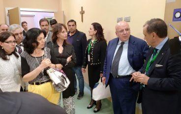 """Crotone, Oliverio: """"Sanità privata deve integrare la pubblica"""""""