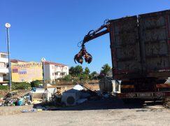 Cariati, rimozione dei rifiuti ingombranti