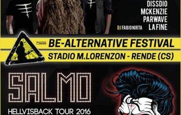 Rende, al via la VII edizione del Be-Alternative Festival