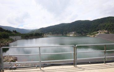 """Breve storia progetto """"Schema idrico della diga del Menta"""""""