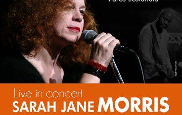 Concerto Live: Sarah Jane Morris ad Ecolandia