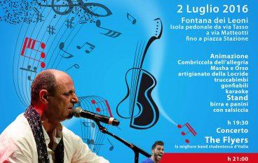 Siderno, Germania vs Italia e concerto di Mimmo Cavallaro