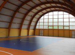 Laiano Castello, consegnato impianto sportivo polivalente