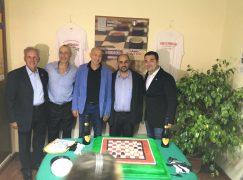 Reggio Calabria, grande festa per il Campione mondiale di dama
