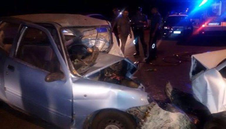 Simeri Crichi, scontro tra due auto: un morto sulla SS 106