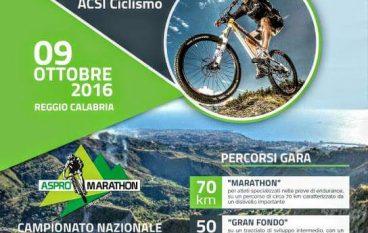 """A Reggio Calabria la presentazione di """"Aspromarathon"""""""