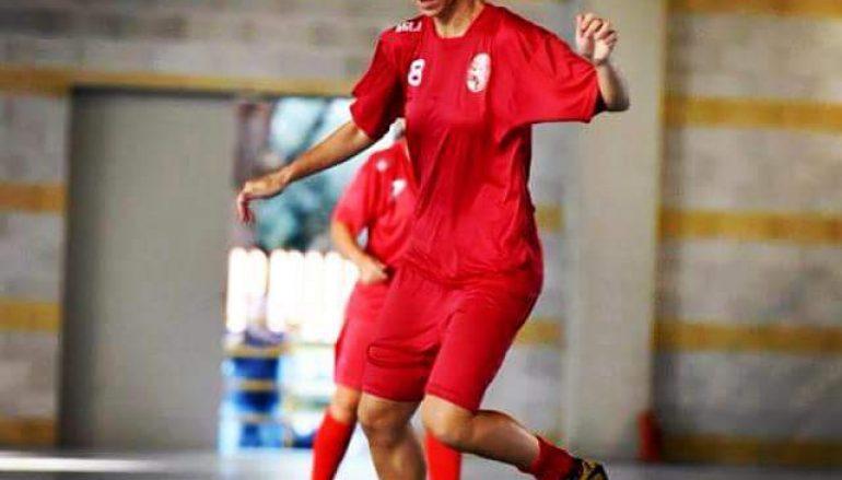 Sporting Locri, rinnovo per Federica Marino