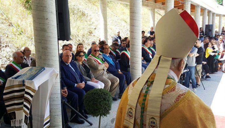 """Inaugurato Santuario della """"Madonna della Buda"""""""