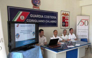"""Corigliano Calabro, al via l'operazione """"Mare Sicuro"""" 2016"""