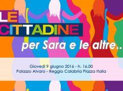 Reggio Calabria, Le Cittadine organizza dibattito sul femminicidio