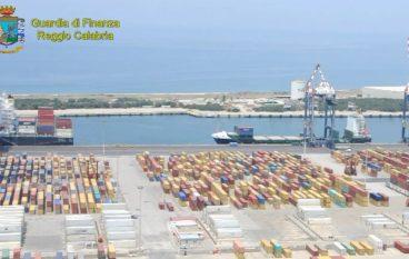 Ingente sequestro di cocaina nel Porto di Gioia Tauro