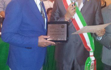 Morano Calabro, conferita cittadinanza onoraria a Pascual Vitola