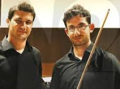 Gerace, concerto del Duo Sangeniti- Matarazzo