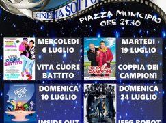 """Bova Marina, parte """"Cinema sotto le stelle"""""""