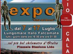 """Reggio Calabria, apre i battenti """"EXPO – Città dei Bronzi 2016"""""""