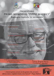 Memorial Pippo Mafrici