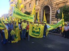 Mobilitazione grano, delegazione cerealicoltori a Roma