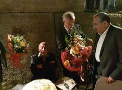 Gerace, il Prof. Pancallo ha festeggiato 100 anni