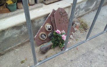 Lazzaro, tragedia sfiorata al cimitero: la denuncia di Crea