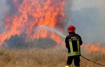 Emergenza incendi in Calabria, Oliverio chiede l'impiego dell'esercito