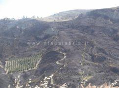 A Melito Porto Salvo si contano i danni dopo l'incendio