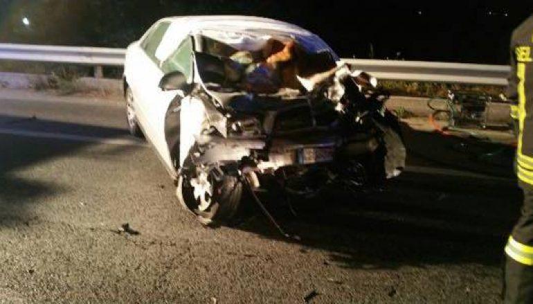 Incidente a Corigliano-Rossano, 26enne travolto e ucciso da un'auto