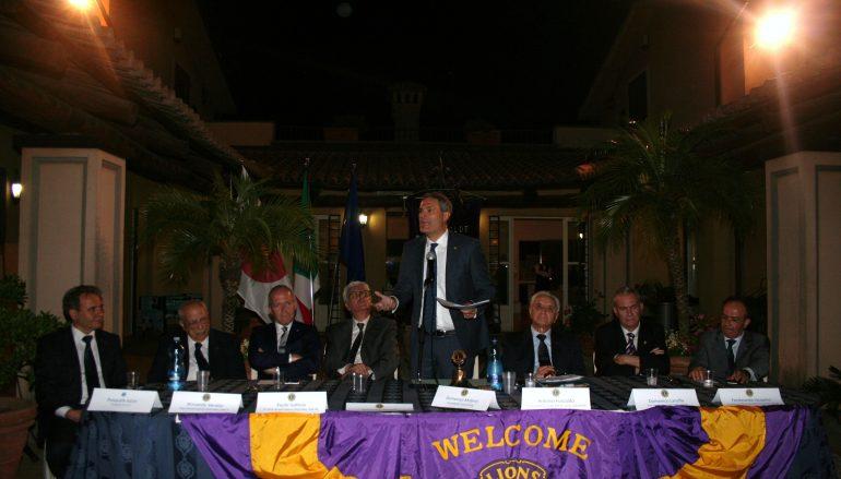 """Lions club """"Polistena Brutium"""": eletto Antonino Napoli"""