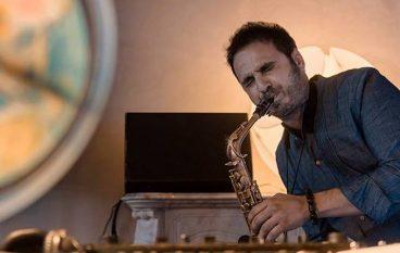 Locri, Gianni Denitto con il suo sax alla Galleria Arkè