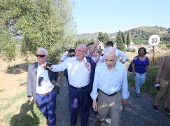 """Cimitero dei Migranti, Oliverio: """"Sarà simbolo di accoglienza"""""""