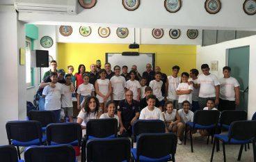 """A Melito i """"Campi Scuola 2016"""" con la Protezione Civile"""