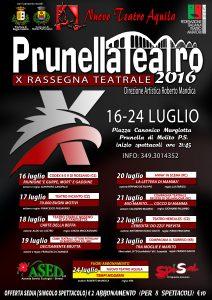 prunella teatro 2016