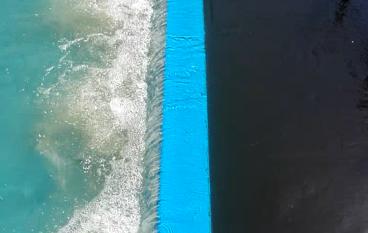 Siderno, il depuratore funziona correttamente (VIDEO)