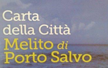 Melito Porto Salvo, presentata la Carta della Città