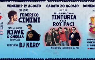 """A Fiumefreddo Bruzio (CS) il """"Fiume Rock Music Festival"""""""