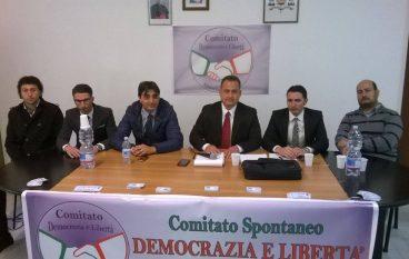 """""""Democrazia e Libertà"""" ha incontrato i capigruppo consiliari del Comune di Montebello"""