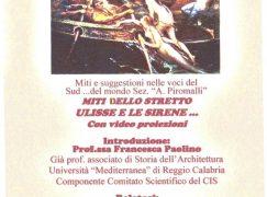 Reggio Calabria, video proiezioni sui miti dello Stretto