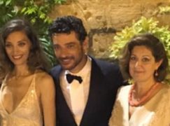 Giuseppe Zeno e Margareth Madè: un matrimonio da favola con tanta Calabria