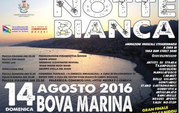 """A Bova Marina (RC) la """"Notte Bianca"""""""