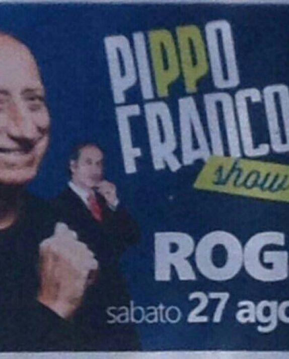 Roghudi: una serata speciale con Pippo Franco, Battaglia e Miseferi