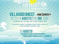 """Punta Pellaro, al via il """"Villaggio Unicef"""" tra sport e divertimento"""