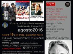 Scilla è cinema d'autore: parte il contest con Mimmo Calopresti