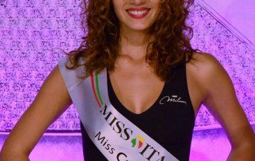 La coriglianese Cristina Alfano è Miss Calabria 2016