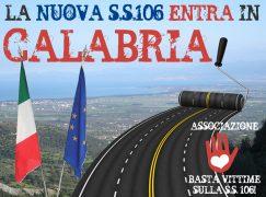 Calabria, finalmente la nuova SS 106