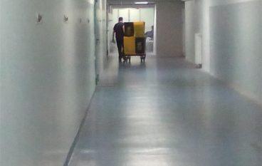 """Problemi igienico sanitari presso l'Ospedale """"Riuniti"""""""