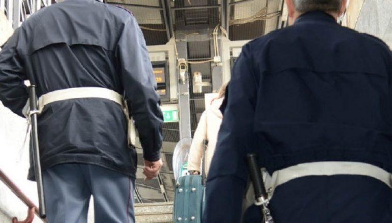 Sul treno senza biglietto aggrediscono Agenti, arrestati