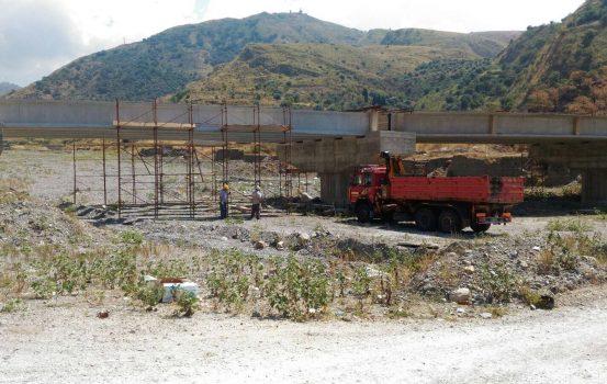 Reggio, deliberato il finanziamento per il completamento del Ponte di Paterriti