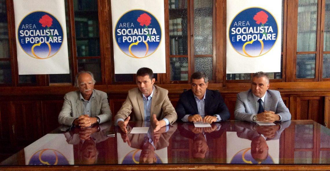 Area socialista e popolare presenta gli eletti e le linee programmatiche